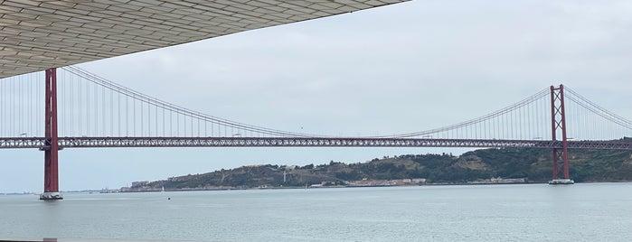 Miradouro do MAAT is one of Lisbon June 2019.