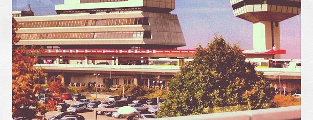 "Flughafen Berlin-Tegel ""Otto Lilienthal"" (TXL) is one of Airports - Europe."