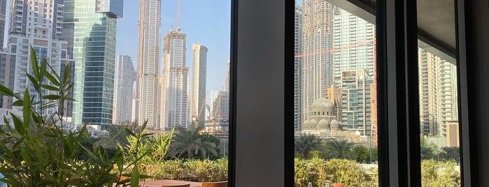 ROKA is one of Dubai.