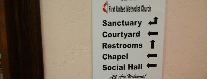 First United Methodist Church-UofA is one of Tucson Arizona.