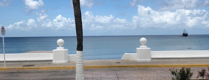 San Miguel de Cozumel is one of NYC➡️CALI➡️MEXICO.