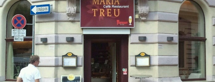 Café Maria Treu is one of Wien-Tips.