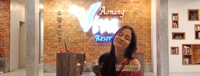 Aonang Villa Resort is one of Posti salvati di Pelin.