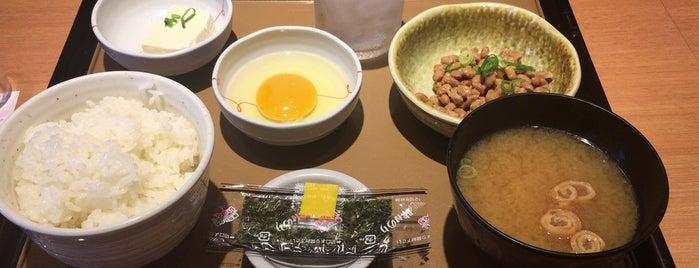 やよい軒 新大阪東口店 is one of Osaka.