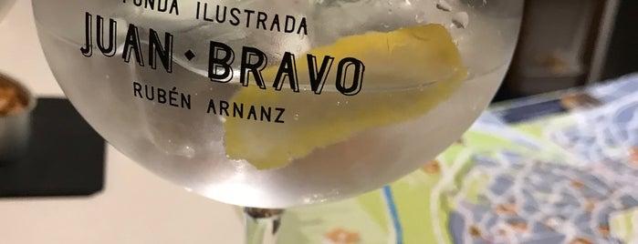 Fonda Ilustrada Juan Bravo is one of Prospeccion- Actualizada 2018.
