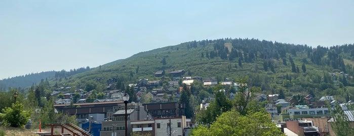 Park City, UT is one of Utah.