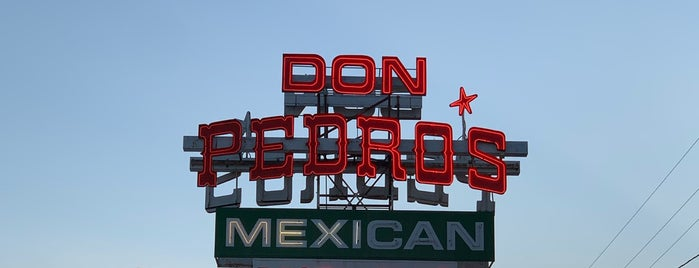 Don Pedro's Family Mexican Restaurant is one of Wyoming Culinary Digs.