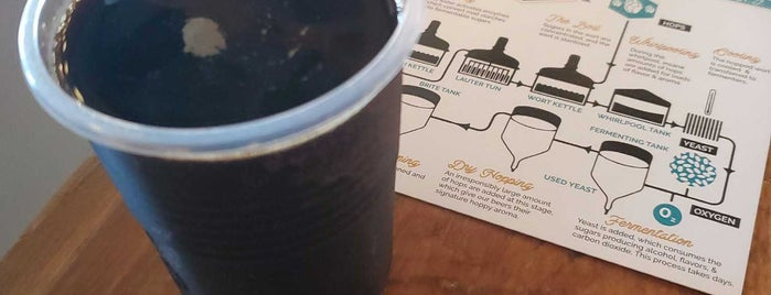 Magnify Brewing is one of New Jersey Breweries.