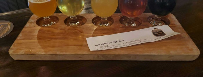 State 48 Brewery is one of Drinks.