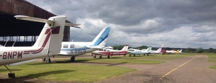 Panshanger Aerodrome (EGLG) is one of UK & Ireland Airports.