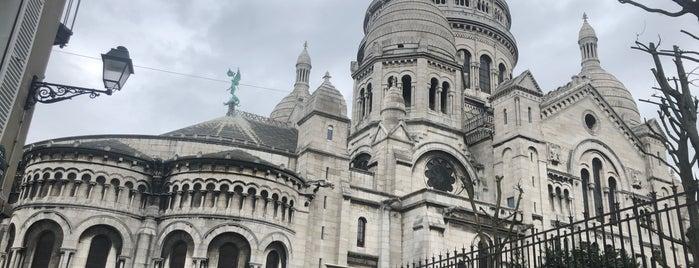 Dôme de la Basilique du Sacré-Cœur is one of สถานที่ที่ Armando ถูกใจ.