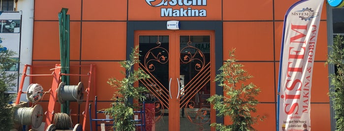 Sistem Makina Bobinaj is one of Borgaさんのお気に入りスポット.