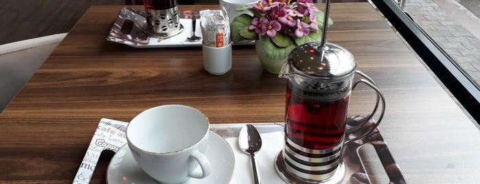 Okka Kahve Cafe Bistro is one of Lieux sauvegardés par Çiğdem 🐞🍃🐞.