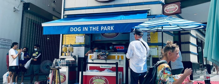 Dog In The Park is one of Seattle Eats.