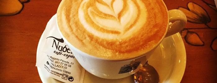 Nuberu café is one of Locais curtidos por Rodri.