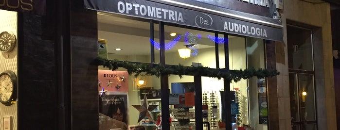 DEA Centro de Optometría is one of Locais curtidos por Rodri.