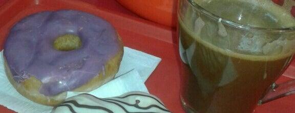 I like donuts is one of Tempat yang Disimpan Rodrigo.