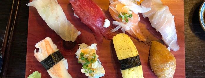 스시하루 is one of Seafood.