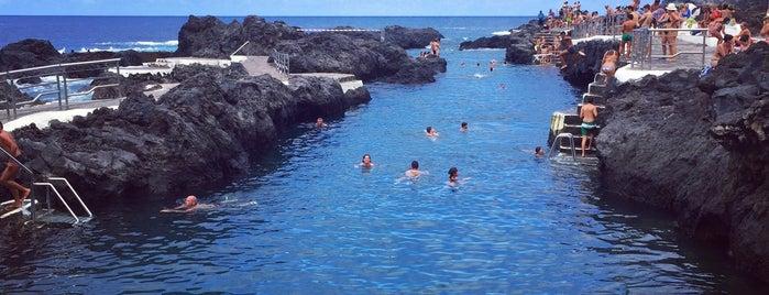 Piscinas Naturales El Caletón is one of Orte, die Ivan gefallen.