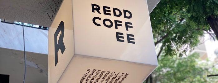 Redd Coffee is one of Athens beloved.