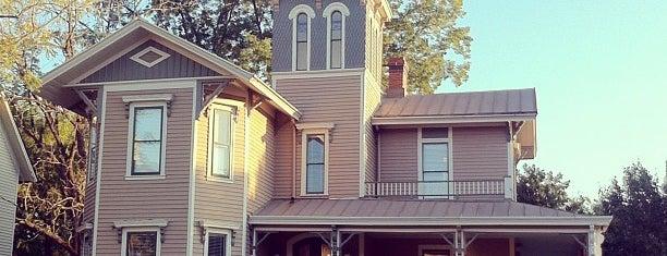 Historic Oakwood is one of Raleigh Favorites.