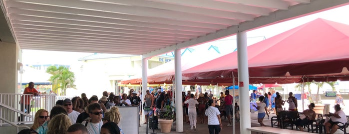Grand Cayman Cruise Terminal is one of Top 10 places to try this season.