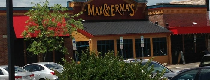 Max & Erma's is one of Pittsburgh.