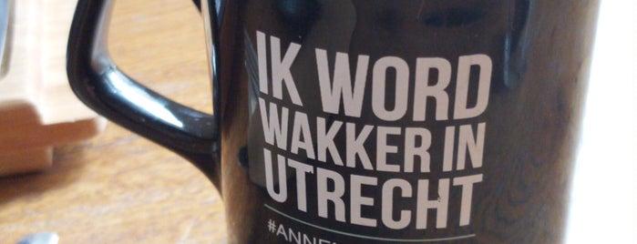 Anne&Max is one of Utrecht.