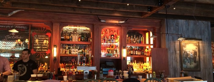 El Vez is one of Nolfo NYC Foodie Spots.