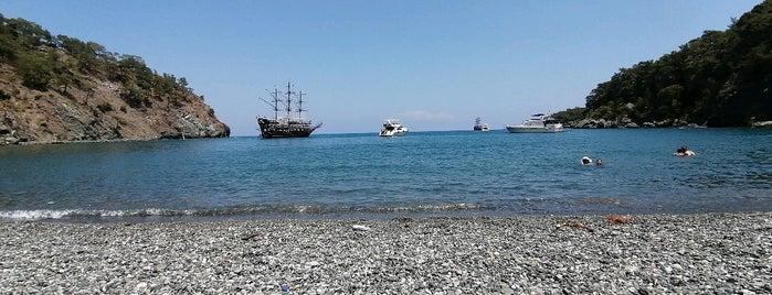 Alacasu is one of Antalya piknik.