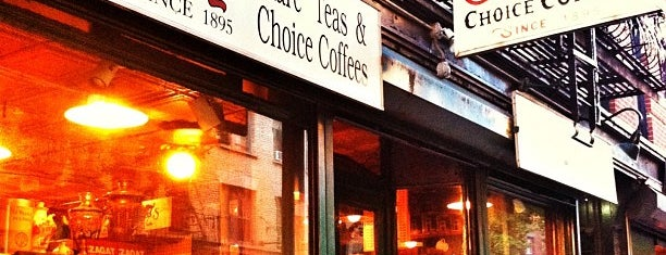 McNulty's Tea & Coffee Co is one of Where to Buy Tea in NYC.