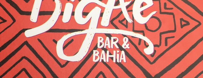 Digaê Bar & Bahia is one of SP- Comes e Bebes.