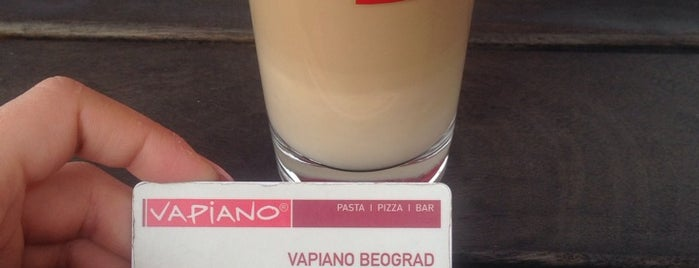 Vapiano is one of +381642216944#.