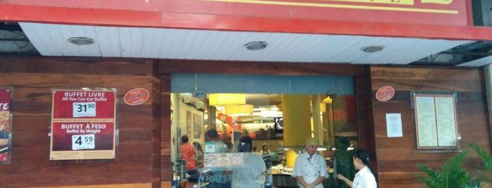 Temperarte Restaurante is one of Posti che sono piaciuti a Bruno.