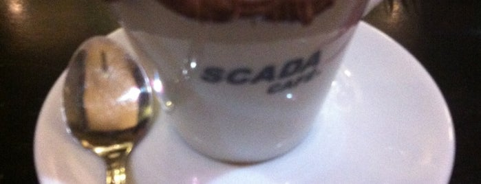 Scada Café is one of Cafés de Sampa.