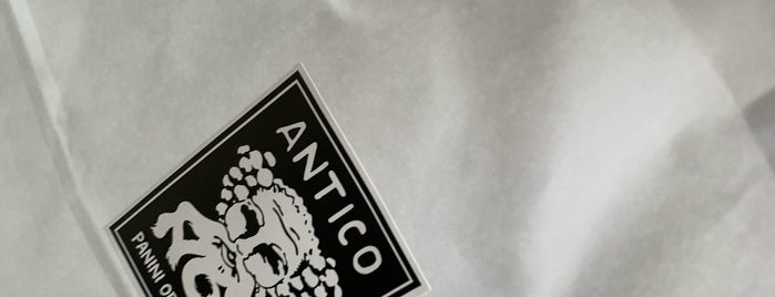 Antico Noè is one of Eats.