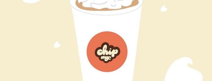 Chip is one of Orte, die Raya gefallen.