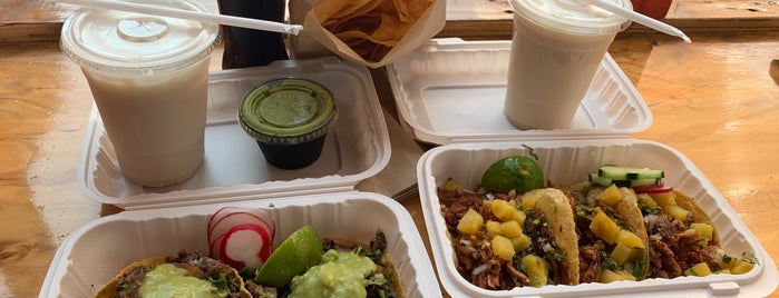 Taqueria Al Pastor is one of Kimmieさんのお気に入りスポット.
