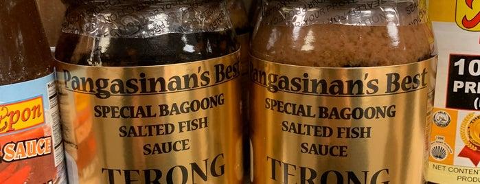 Twin Filipino Food Store is one of Brian'ın Kaydettiği Mekanlar.