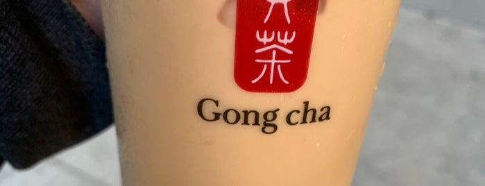 Gong Cha is one of Locais curtidos por Karen.