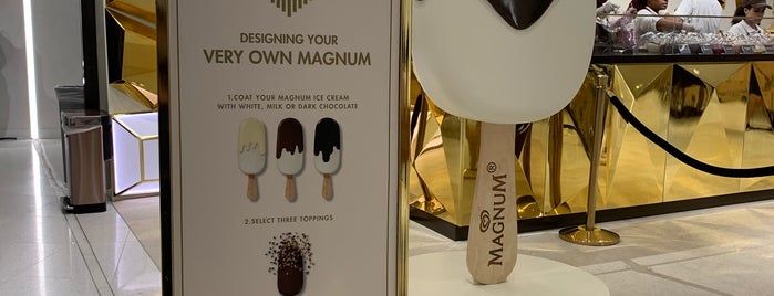 Magnum Ice Cream is one of Posti che sono piaciuti a K.