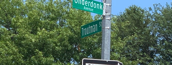 Troutman Street is one of Davidさんのお気に入りスポット.