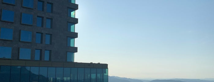 Bürgenstock Resort is one of International: Hotels.