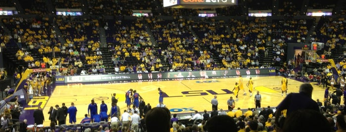 LSU - Pete Maravich Assembly Center (PMAC) is one of Summer Events....