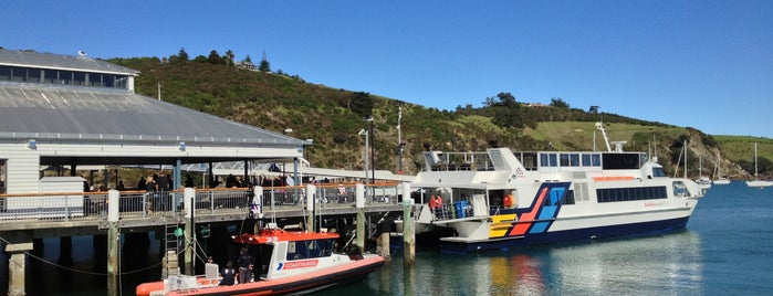 Waiheke Ferry Terminal is one of Amazing Auckland.