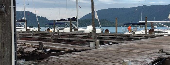 Salakphet Seafood & Resort is one of Gespeicherte Orte von Ann🌺.