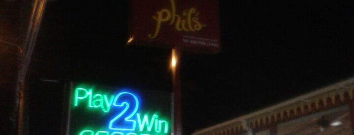 Phil's Restaurant is one of Dining.