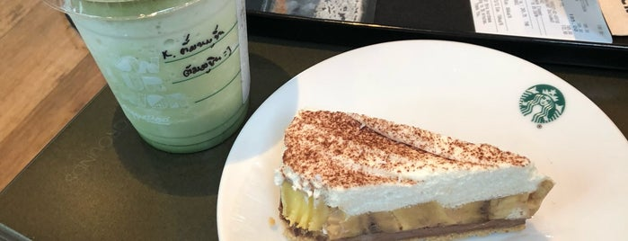 Starbucks is one of Yodpha : понравившиеся места.