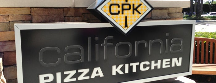 California Pizza Kitchen is one of Meals.