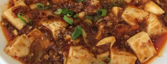 Spicy Sichuan is one of Houston Food Hitlist.